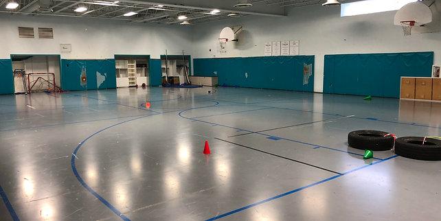Gym Rental - Full Field Rental