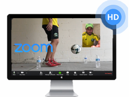 Virtual Soccer Training