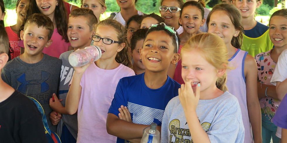 (Aug 26-30)  River Edge Full Day Camp - The Ultimate Series Camp