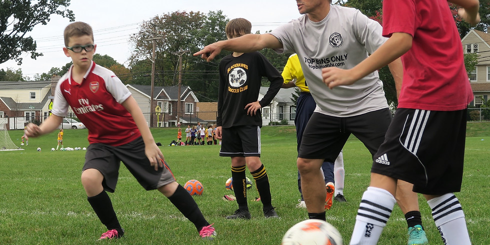 (Aug 5-9) Kearny - Half Day Camp - The Ultimate Series Camp