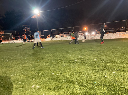 TBO Youth Pick Up Soccer