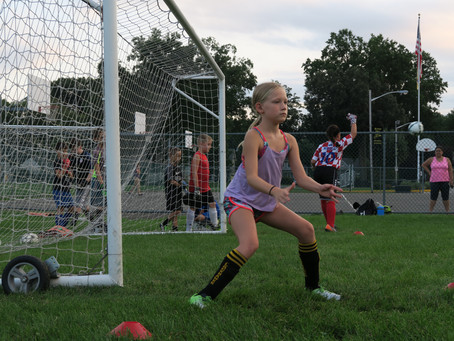 Goal Keeping Clinic