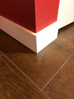 Supply and install by Adrian's Floor