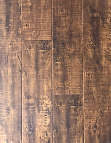 Chestnut handscraped 6 inch. 9073