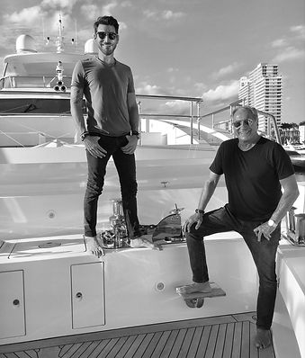 Franco Gianni and Raul Piombo