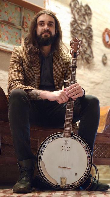 Wagner Creoruska e seu Banjo Country de Cinco Cordas
