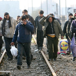 Displaced individuals impact in the UK