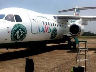 Acidente: Lamia AVRO RJ-85 em Medellin, time da Chapecoense à bordo