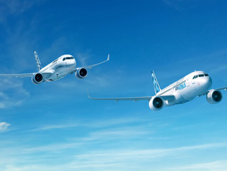 Airbus assume 50% controle do programa CSeries da Bombardier
