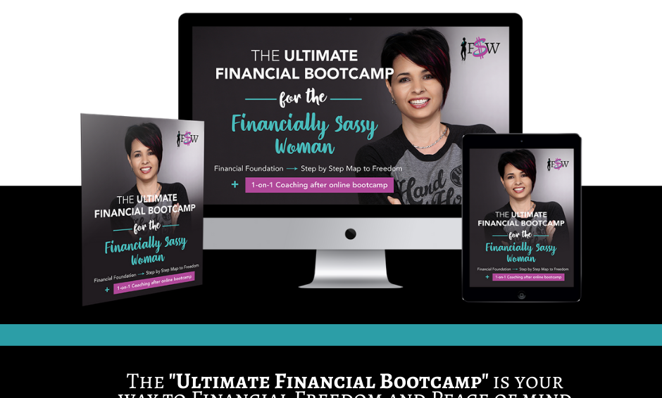 THE ULTIMATE FINANCIAL BOOTCAMP