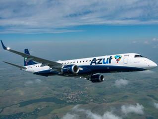 Azul vai encerrar operações em abril no Aeroporto da Pampulha, em BH