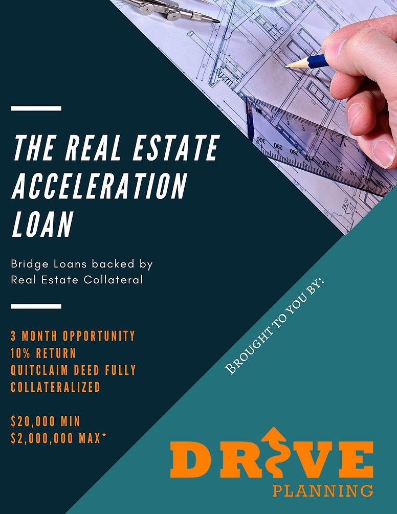 The Real Estate Acceleration Loan pg1.jp