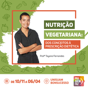 Nutrição Vegetariana