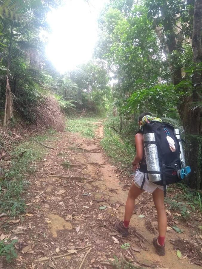 Travessia Reserva da Juatinga