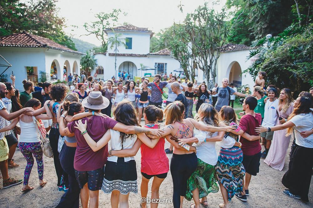 Abraço Serfest - Tayane Fernandes
