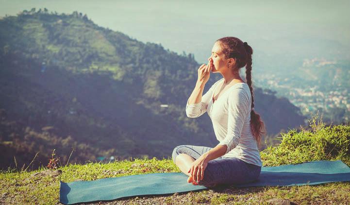 Pranayama, respiração consciente