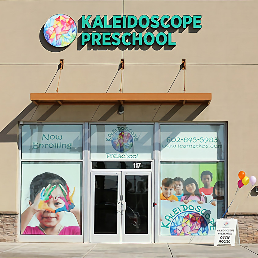 Kaleidoscope Preschool Open House