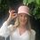 Thumbnail: Bucket Hat - reversible- Pink/Black