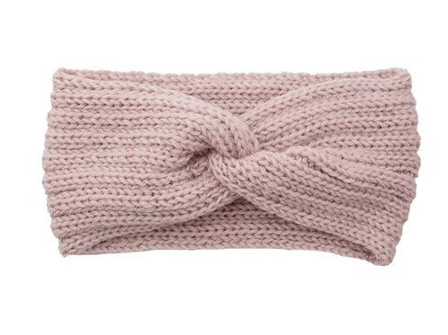 Knitknot Headband - Dusky Pink