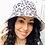 Thumbnail: Bucket Hat - reversible- Leopard/White