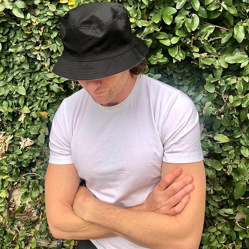 Bucket Hat- Large Unisex Black