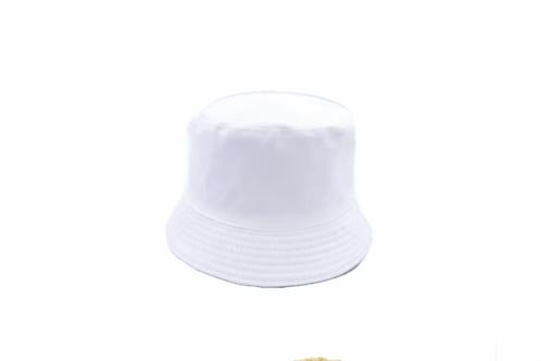 Bucket Hat- Children White