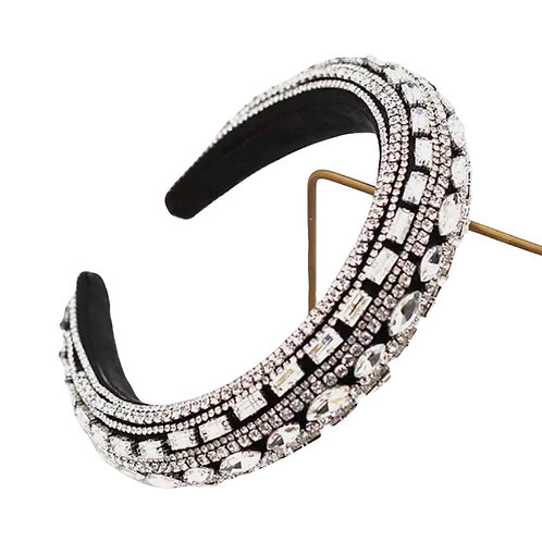 Premium Handmade Crystal Headband
