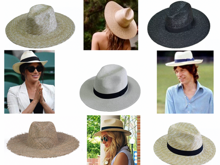 Spring /Summer Hats: What's in in 2020 ?