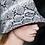 Thumbnail: Bucket Hat- Faux Snake skin reversible