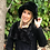 Thumbnail: Hat -Faux Fur Bucket - Black