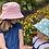 Thumbnail: Bucket Hat- Children Pink