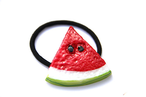 Watermelon hairtie