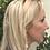 Thumbnail: Headband Satin -2.5cm Wine