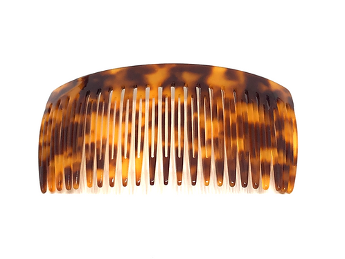 Acetate Extralarge Classic Brown Haircomb - 23XL
