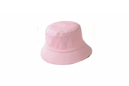 Bucket Hat- Children Pink