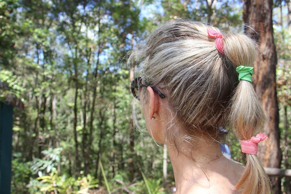 Hair Flair Watermelon Hair Ties