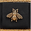 Thumbnail: Brooch - Gold Bee