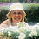 Thumbnail: Bucket Hat - reversible-  White daisy/White