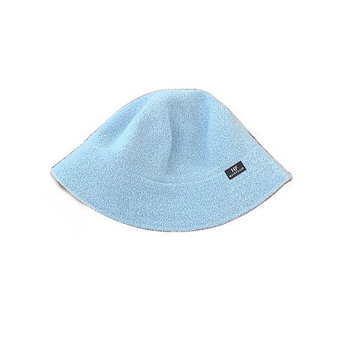 Bucket Hat - Terry Powder Blue
