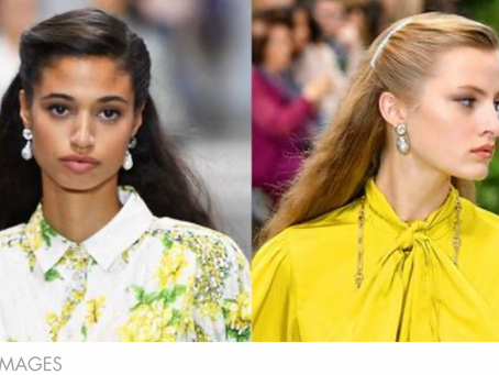 How to wear haircombs - They're Back in 2020!