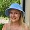 Thumbnail: Bucket Hat - Terry Powder Blue