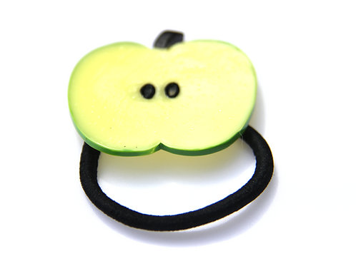 Fruit tie -green apple