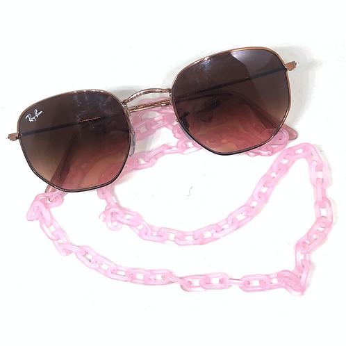 Sunglass Chain - Pink
