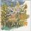 "Thumbnail: ""Ediza Lake Morning"" Gouache on paper."