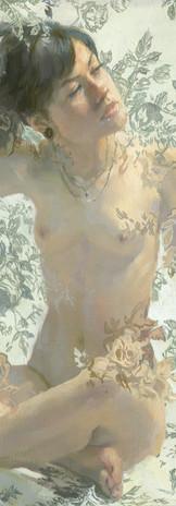 09 Sergio_Lopez-Rugosa_Alba_14x14_Painted_Roses_forweb.jpg