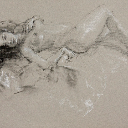 2011-05-03-Wara-Sergio_Lopez_Charcoal_Drawing.jpg