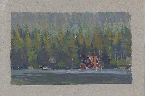 Paint Drip 99 Donner Lakehouse