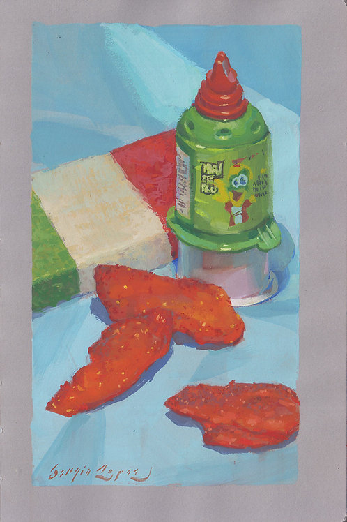 Paint Drip #128 Mexican Candies 2