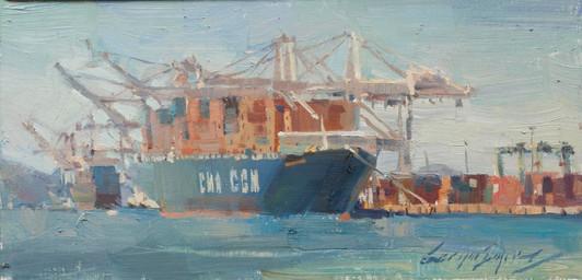 Sergio Lopez Cargo Ship.jpg