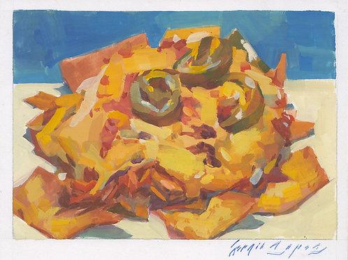 Paint Drip #70 Super Nachos